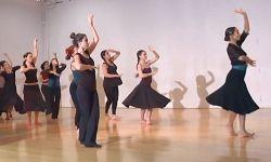 שיעורי ריקוד עם מרים פרץ