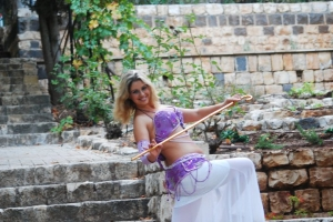 Belly dance special tours