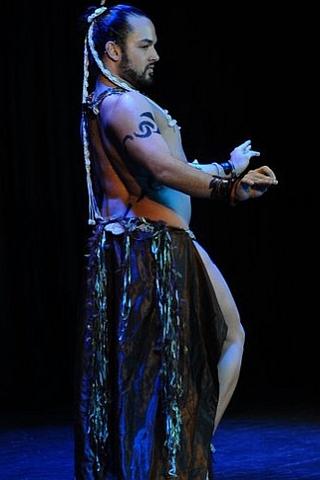 רקדן טרייבל