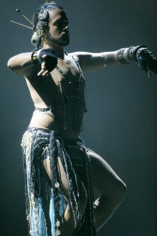 רקדן בטן לאירועים