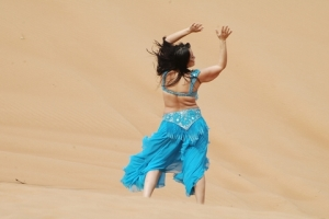 Belly dance tour to the Dead sea