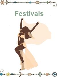 bellydance festivals