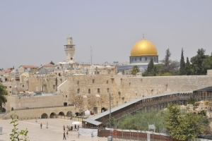 Belly dance tour to Jerusalem