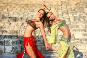Belly dance tour