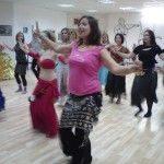 מסיבה המרכז ריקודי בטן