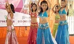 ריקודי בטן לילדות