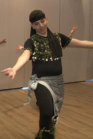 רקדן בטן - שרי מזרחי