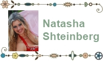 Natasha Shteinberg - belly dancer