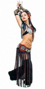 Tribal belly dance workshop