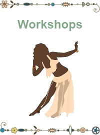 Belly dance workshops
